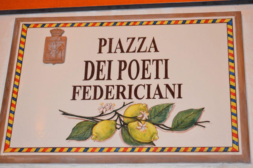 Aletti Piazza dei Poeti Federiciani 8